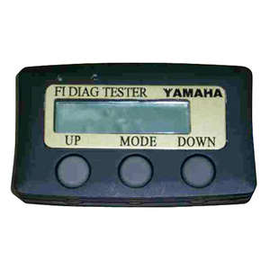 YAMAHA FI Diagnostic 诊断电脑