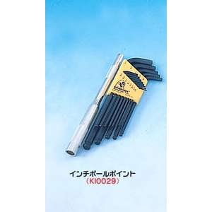 EASYRIDERS Ball point L型六角板手组