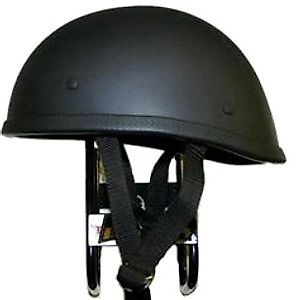 Motobluez [Items Eligible For Outletsale] OEM Decoration Half Helmet ( Eagle ) Matte Black [Specials]