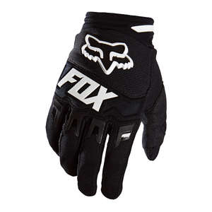 FOX DIRTPAW 手套RACE BLACK