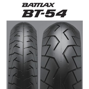 BRIDGESTONE BATTLAX径向BT54 (140/70R18 67 h TL) 轮胎