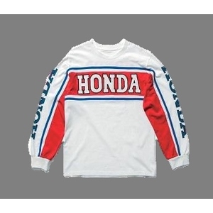 HONDA RIDING GEAR [Honda 80's Wear] 三色长 T恤