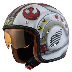 HJC HJH126 FG-70s X-WING FIGHTER PILOT (四分之三头盔(3/4头盔) )