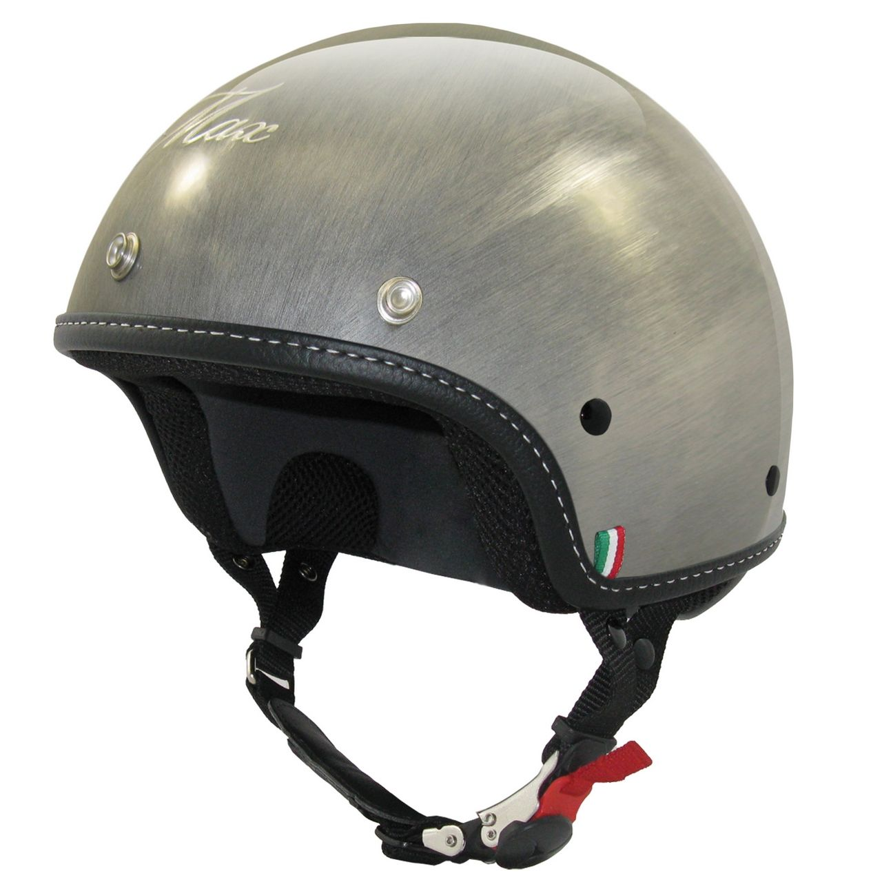 MAX HELMET DJET MINI SCRATCH 小尺寸半罩头盔(半盔)