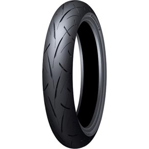 DUNLOP SPORTMAX Roadsport 2【120 / 70 ZR 17 M / C (58 W) SportsMax Road