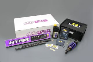 HYPERPRO Street Box Suspension Set