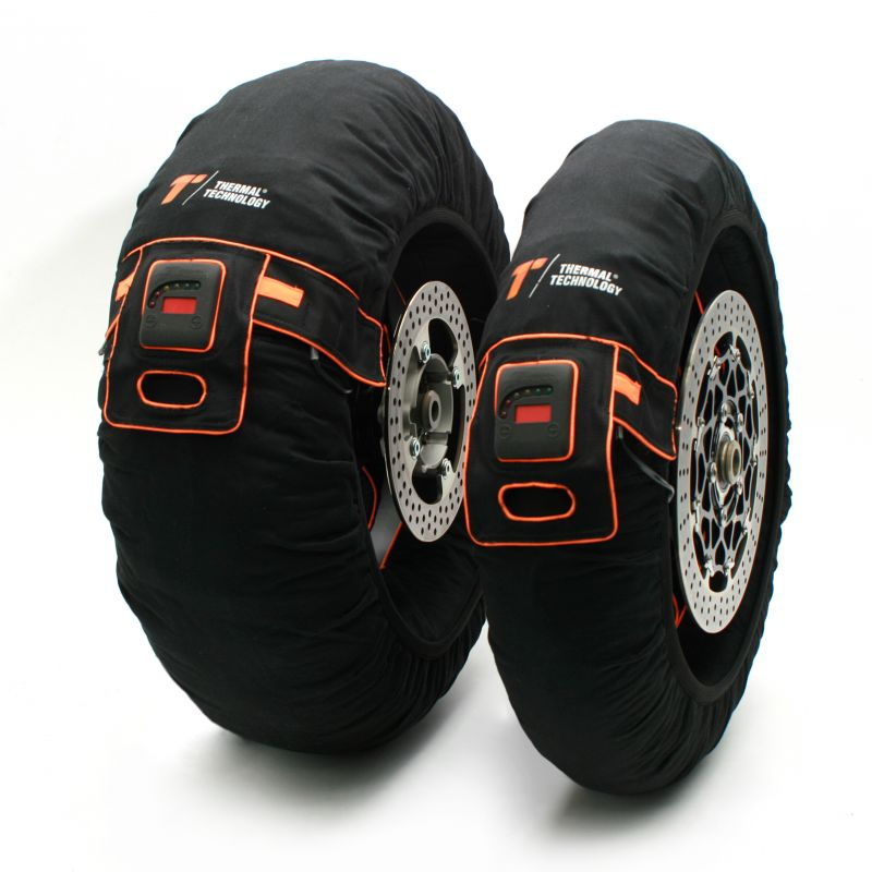 Tire warmer EVO TRI ZONE