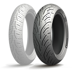 MICHELIN PILOT ROAD 4 SCOOTER [160 / 60R15 67H TL]轮胎