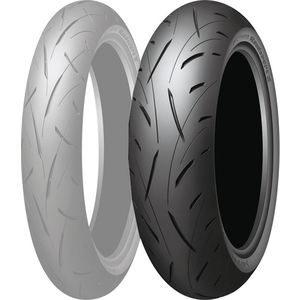 DUNLOP 一季Roadsport 2 (160/60ZR17 M / C(69 w)) 轮胎