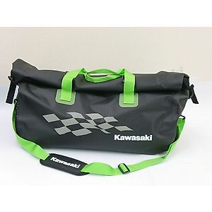 KAWASAKI Kawasaki Waterproofdryduffeldrum Bag2 (卷起)