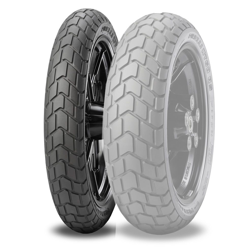 PIRELLI MT60 RS [120/70 Zr 18 M / C(59W)TL] MT60 RS轮胎