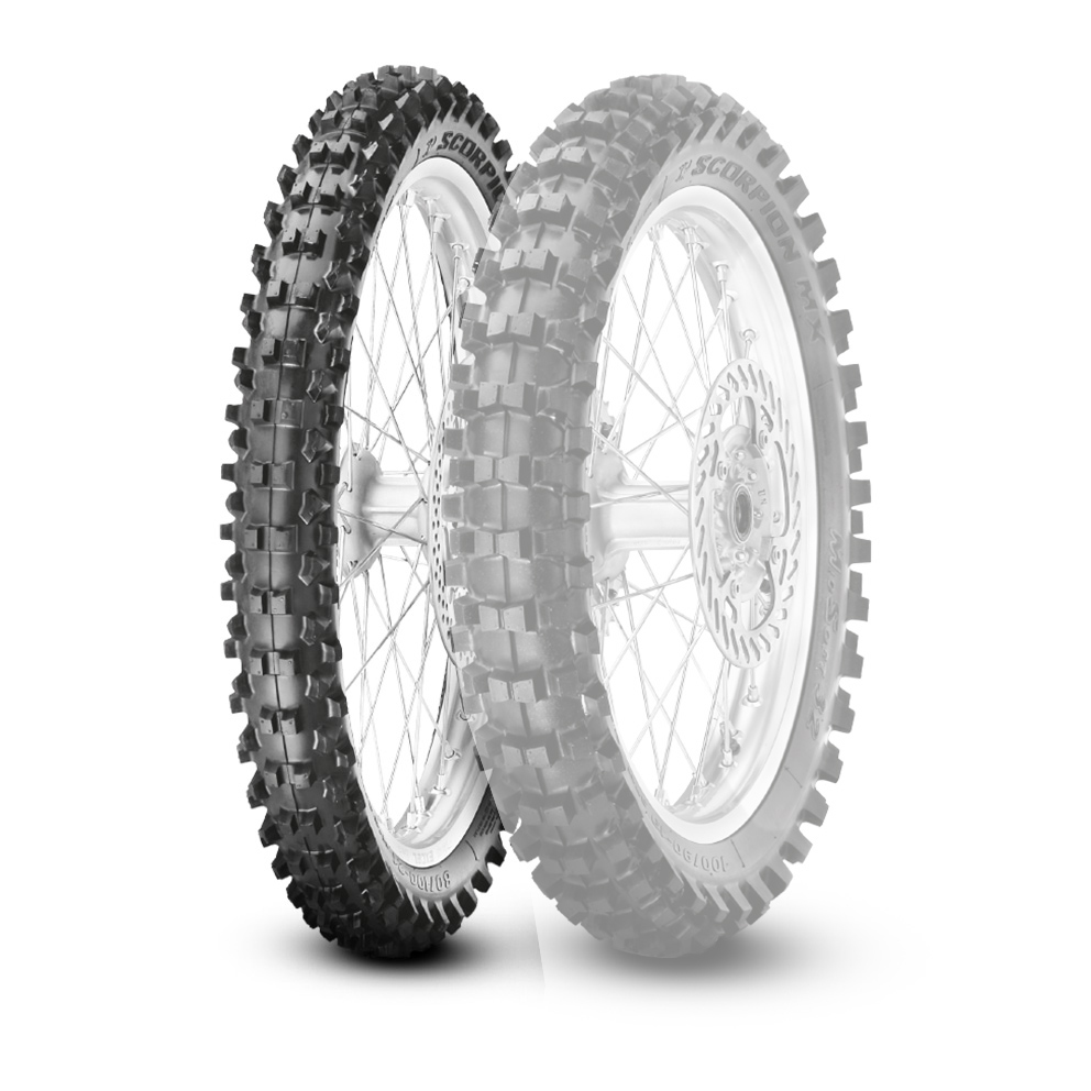 PIRELLI SCORPION MX MID SOFT 32 [2.50-10 33J NHS] SCORPION MX MID SOFT 3