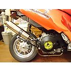 Oil Han Racing Exhaust System