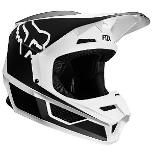 FOX V1 YOUTH HELMET PRZM [V1青年头盔棱镜]