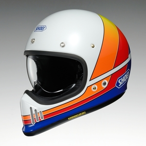 SHOEI EX - ZERO EQUATION [E-X Zero Equality] Helmet