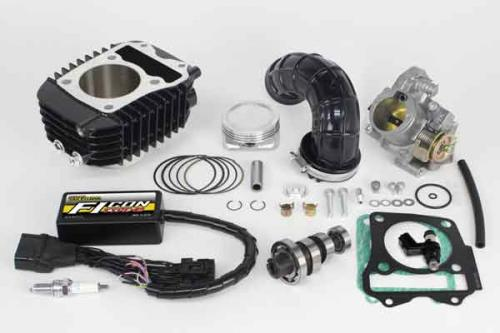 SP TAKEGAWA (Special Parts TAKEGAWA) Hypersstageecon 20 Bore Up Kit 181 Cc ( Big Throttle Body Included)