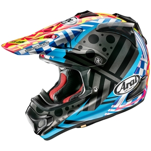 Arai V-CROSS4 BARCIA2 越野安全帽