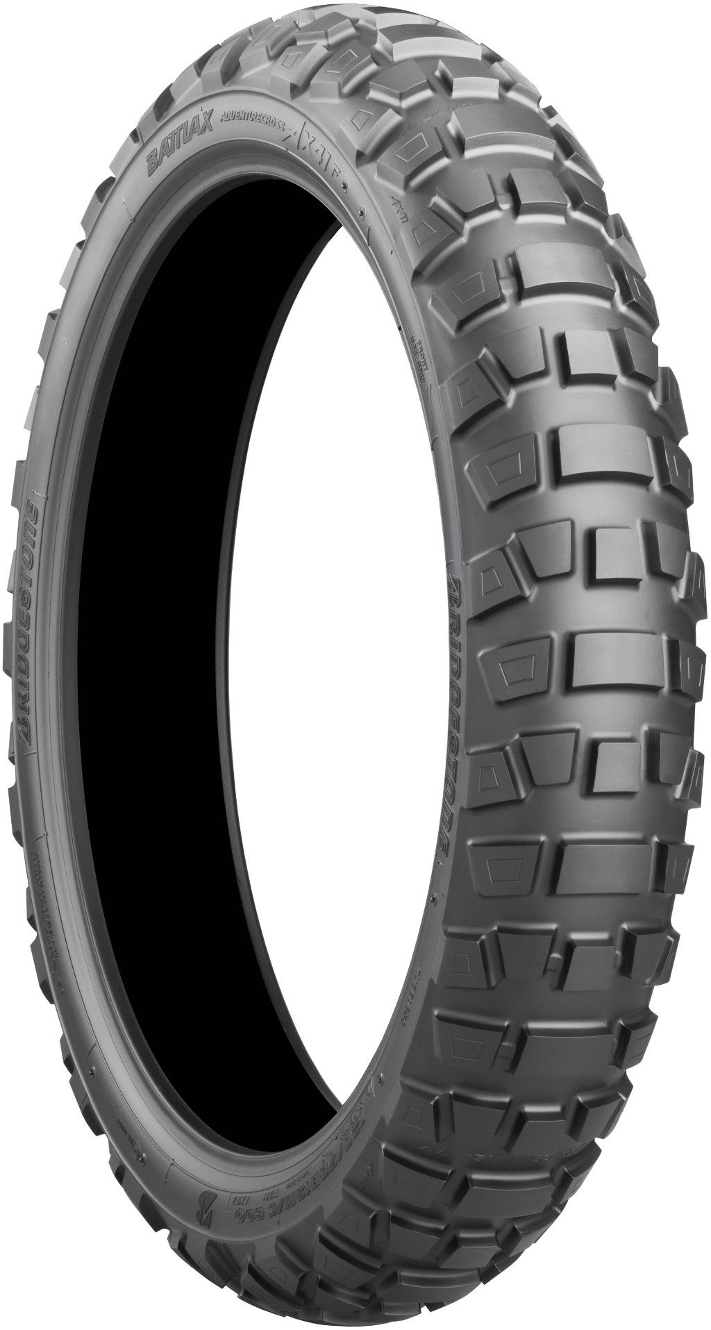 BRIDGESTONE BATTLAX ADVENTURECROSS AX41 [120/70B 19M/C 60Q] Tire
