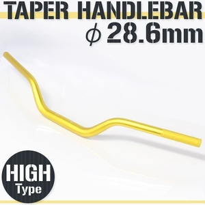 RISE CORPORATION Taper Handlebar Fat Bar HIGH Type