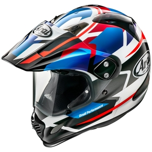 Arai TOUR-CROSS3 DEPARTURE 全罩式安全帽 [蓝色]