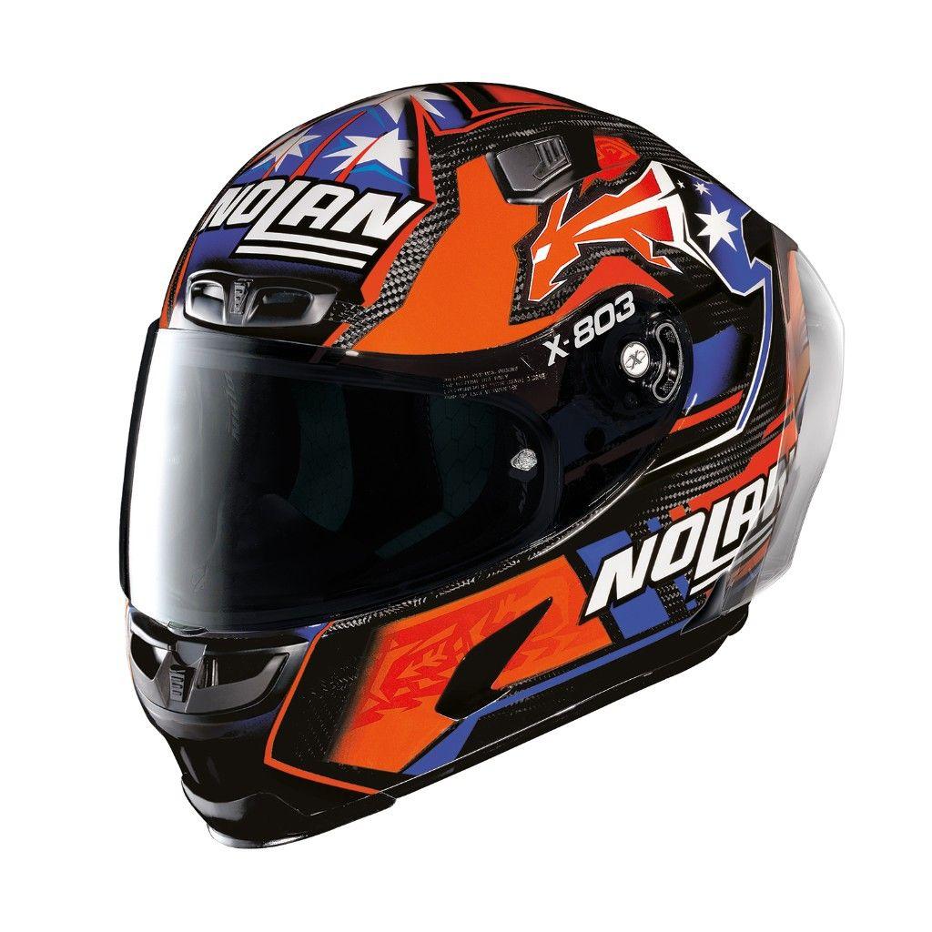 X-lite X-803RS ULTRA CARBON STONER Helmet