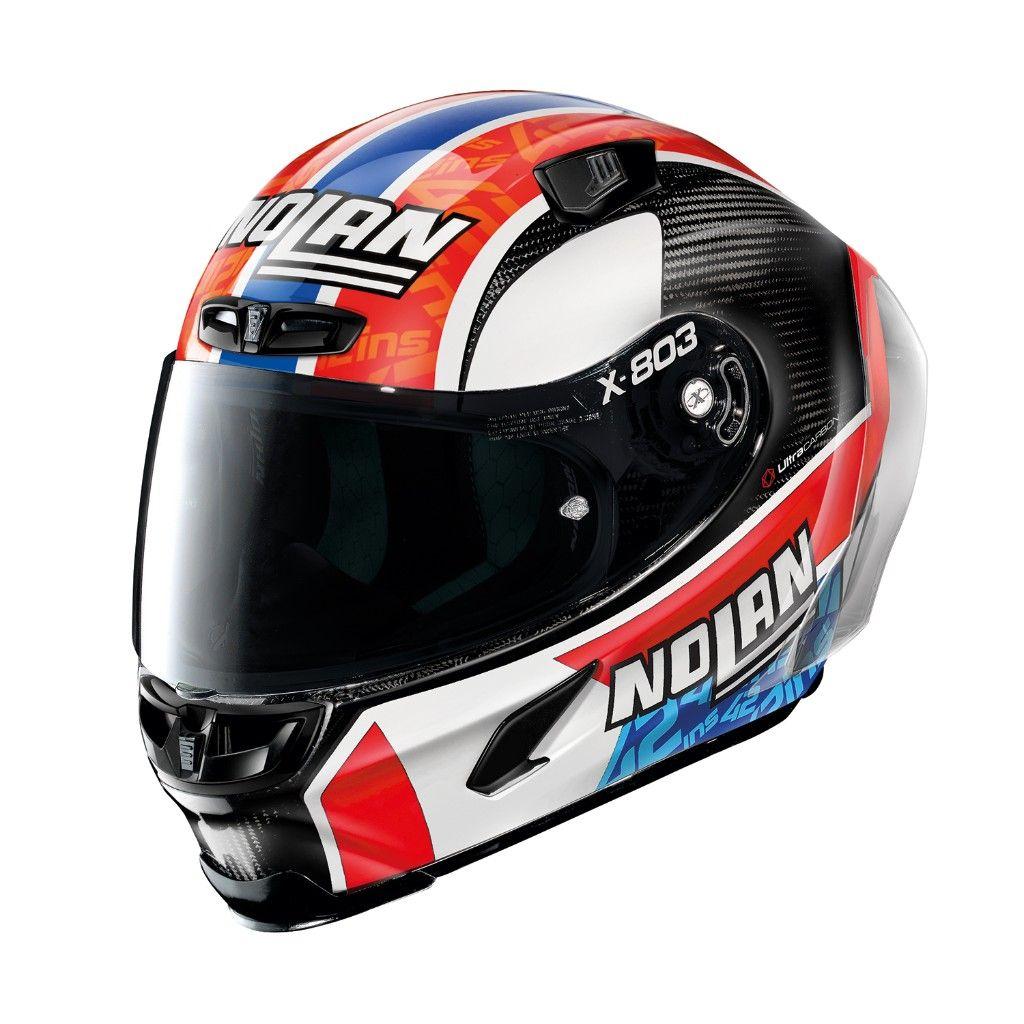 X-lite X-803RS ULTRA CARBON RINS Helmet