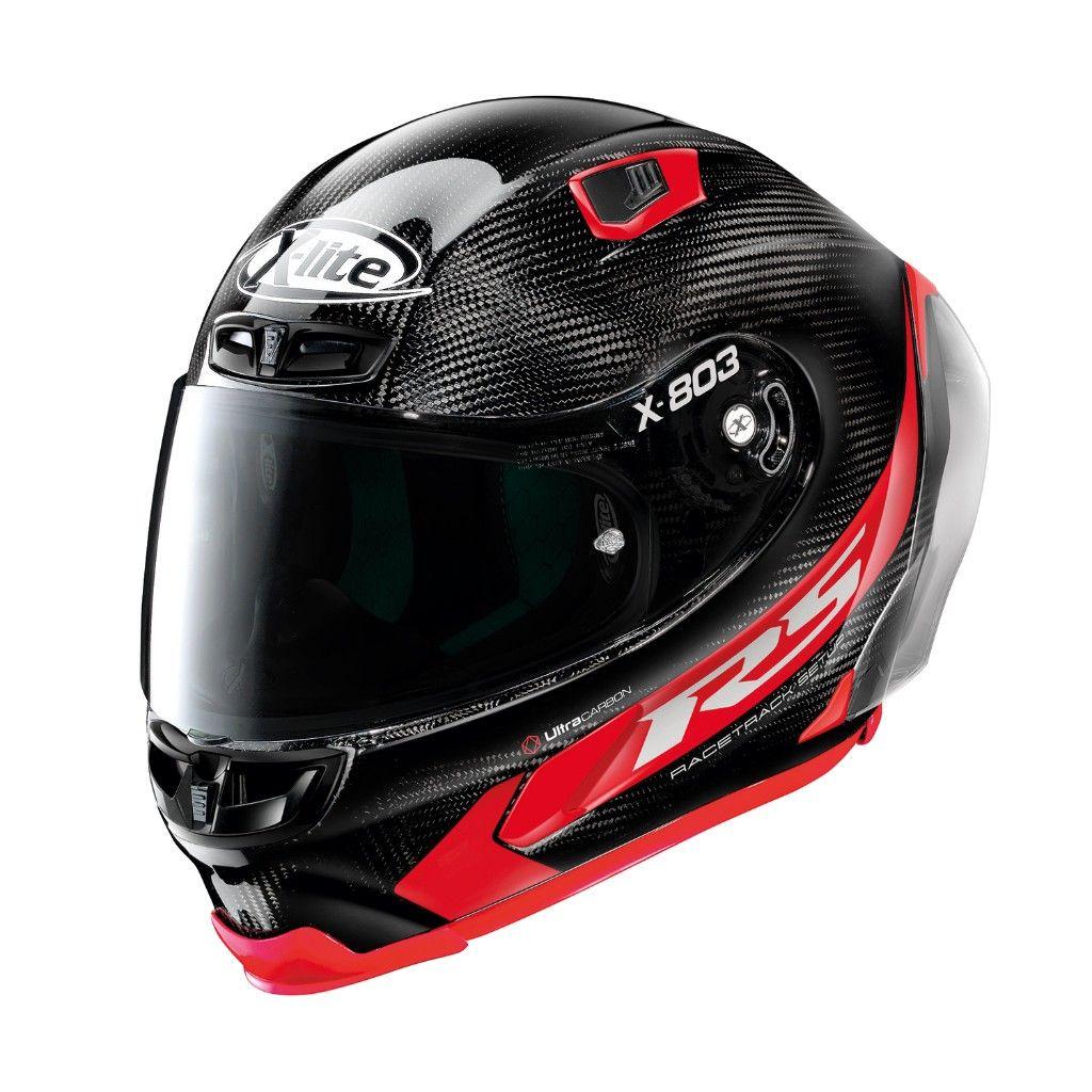 X-lite X-803RS ULTRA CARBON HOT LAP helmet