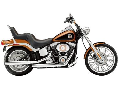 HARLEY-DAVIDSON FXSTC Softail Custome